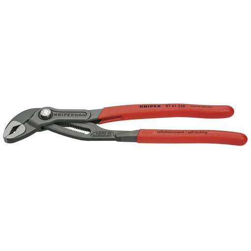 KNIPEX Cobra® Hightech-Wasserpumpenzange 87 01 250