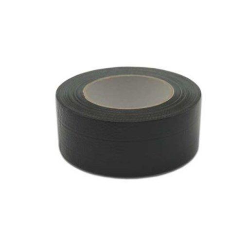 Panzerband Panzertape 50mm x 50m 5 Rollen Premium Gewebeband in schwarz Farbe:schwarz Gaffa Tape
