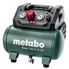 Kompressor Basic Basic 160-6 W OF (601501000) Metabo