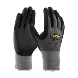 Montagehandschuh black touch® - teXXor® - 2450